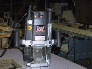 The Freud FT2000E Plunge Router